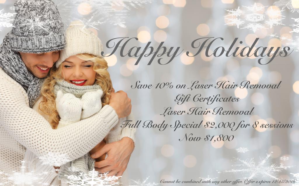 BeautySmart Holiday Offer