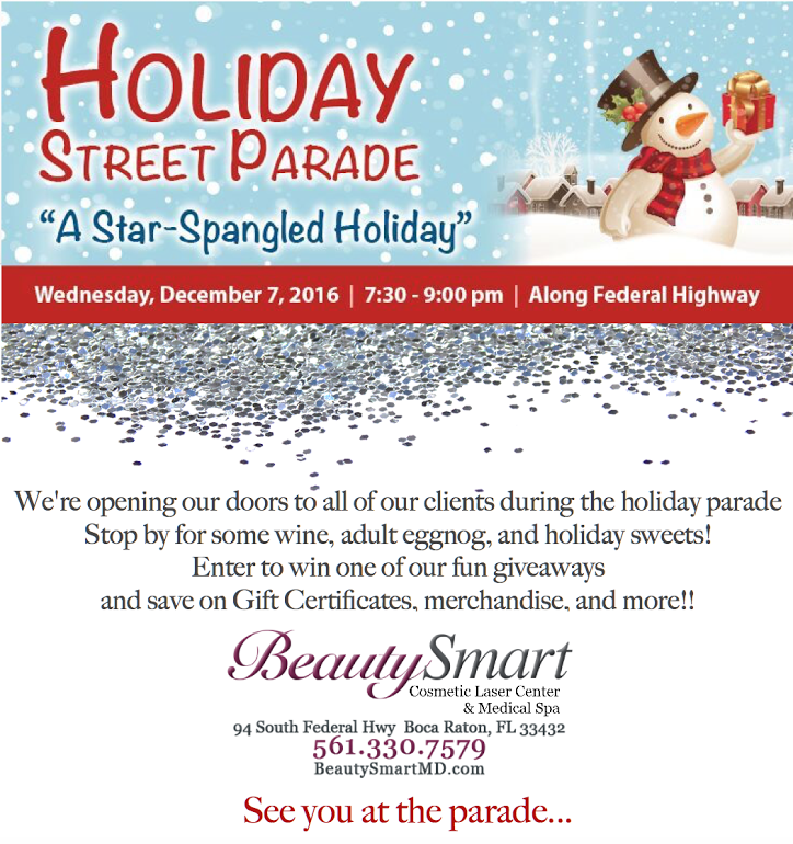 Holiday Party With Beauty Smart