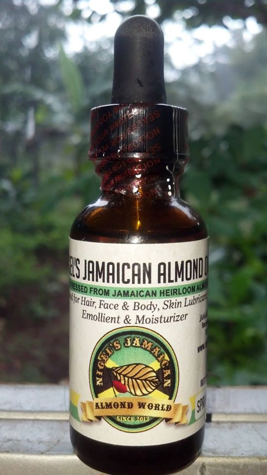 Jamaican Almond Oil