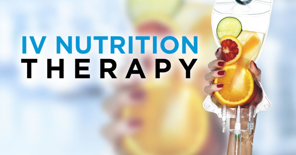 IV Nutrition Therapy for Weight Loss, Immunity, Stress Relief and More ...