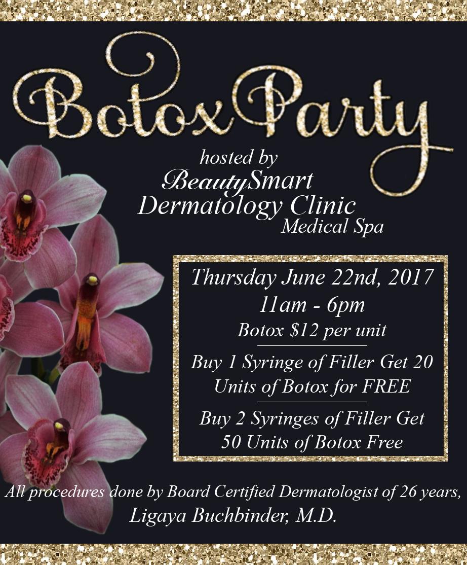 Botox Party Boca Raton